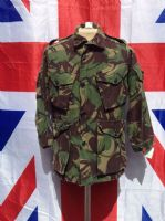 EX ARMY/MILITARY 85 PATTERN GREEN CAMO COMBAT SMOCK